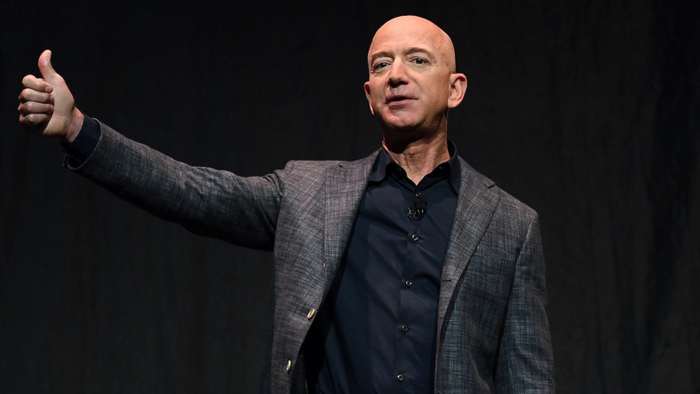 Richest Man in the world, Jeff Bezos says he's giving $10 billion to fight climate change, about 7.7% of his net worth